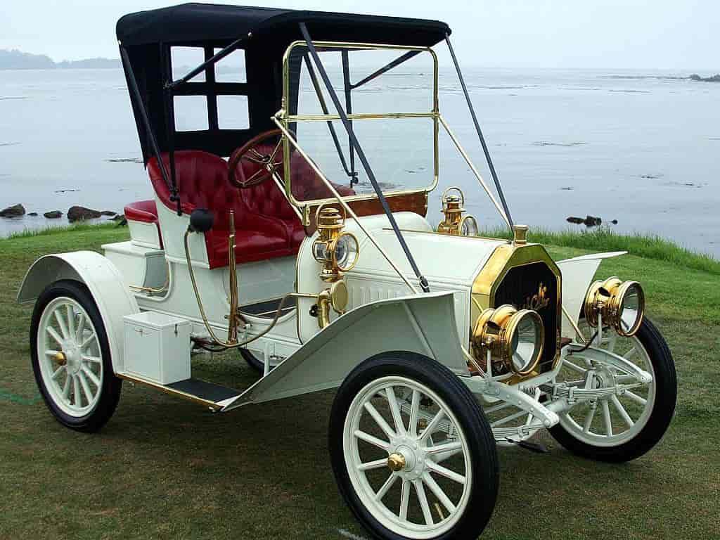 1909-Buick Model F